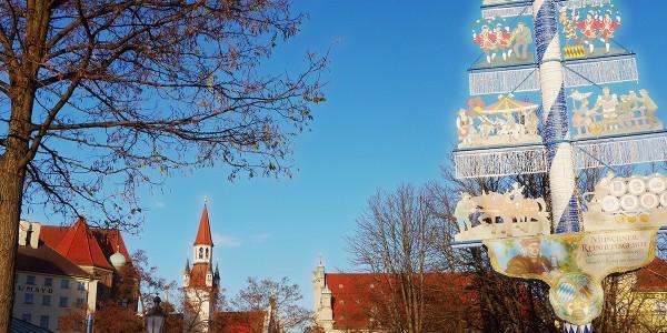 Wohnung München am Viktualienmarkt
