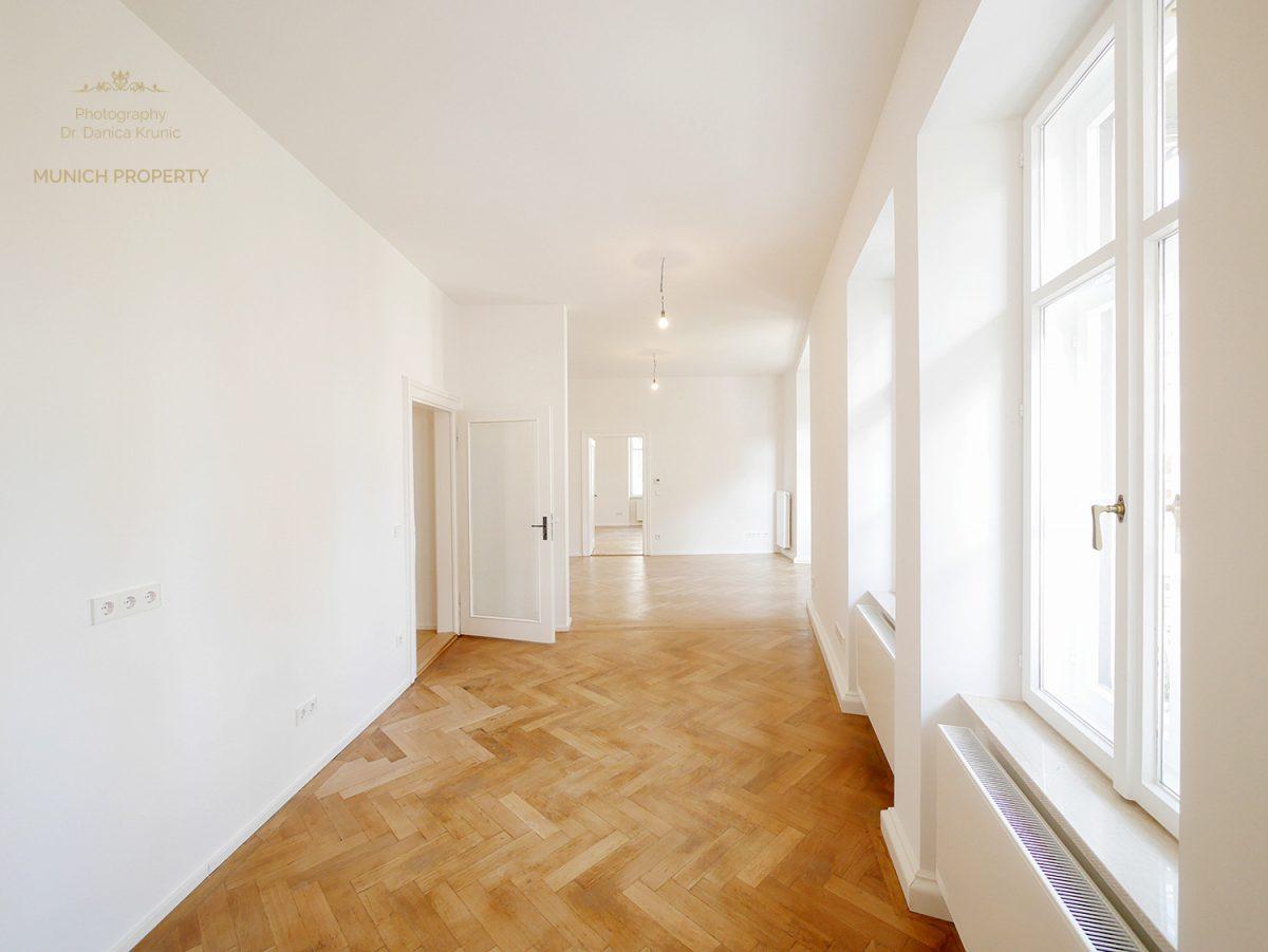 Parkett Direkt München zauberhafte 2 zi altbauwohnung mit erker parkett am