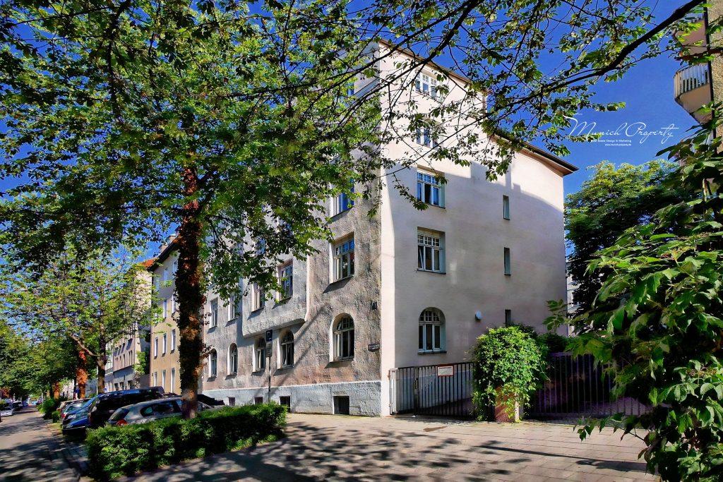 Westend Top Sanierte 2 Zi Altbau Wohnung Munich Property