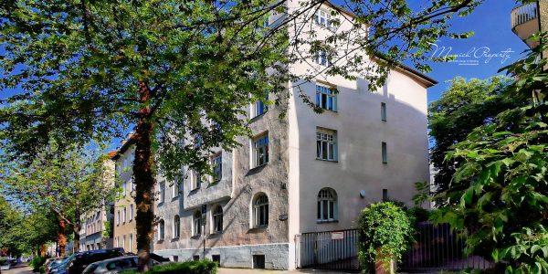 Wohnung mieten München Westend Schwanthalerhöhe: 2 Zimmer Altbau: Bildschönes Altbauensemble
