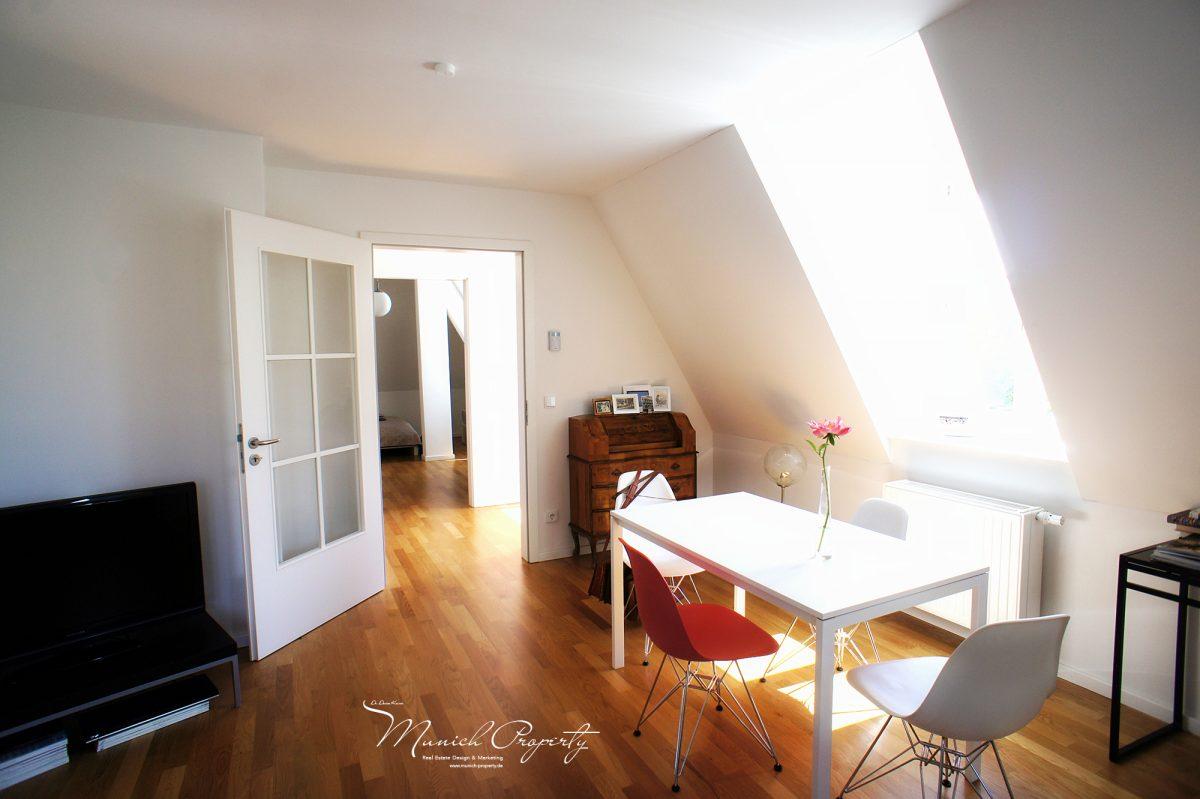Wohnungssuche München: 2 Zimmer Wohnung Isarvorstadt